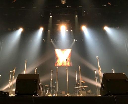 コンサート、イベント全般の音響・照明